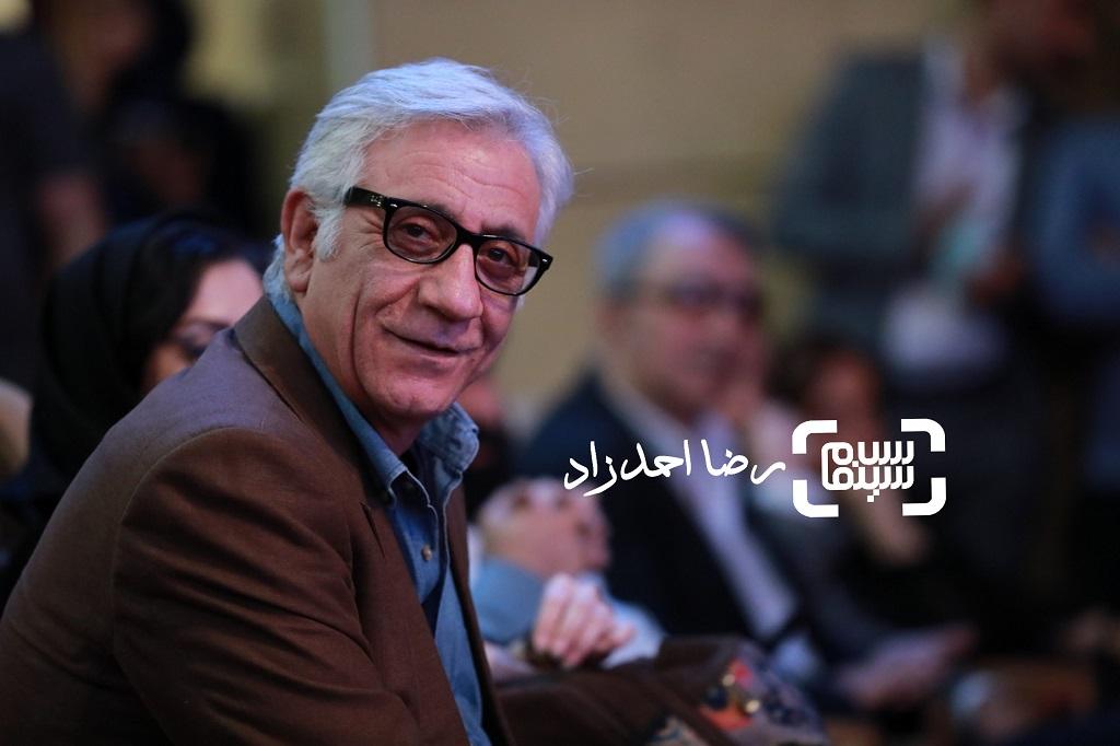 مسعود رایگان/ بیست و یکمین جشن خانه سینما/ گزارش تصویری 1