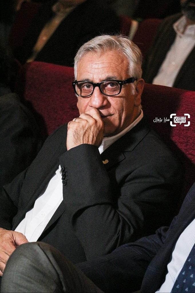 مسعود رایگان اختتامیه هفتمین جشنواره بین المللی فیلم شهر