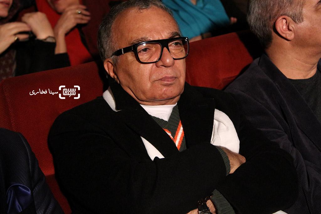 مسعود فروتن در مراسم تقدیر از اصغر فرهادی