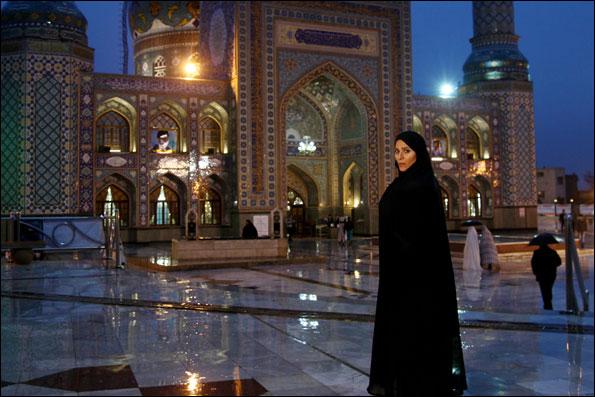 فیلم مستانه سحر دولت شاهی حسین فرح بخش