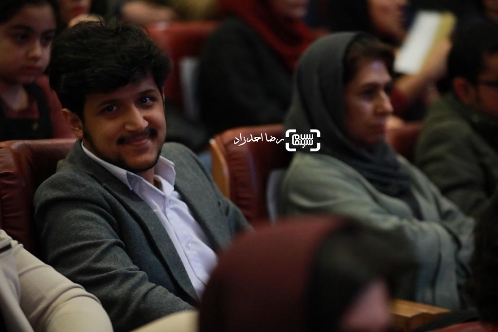 متین حیدری نیا - اختتامیه جشنواره فیلم فجر 38 - گزارش تصویری(بخش دوم)