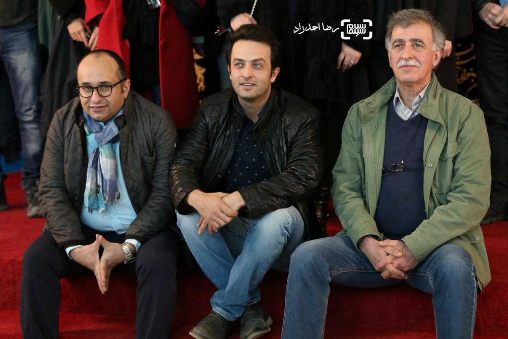گزارش تصویری اکران و نشست فیلم «یک روز بخصوص» در جشنواره فجر 35
