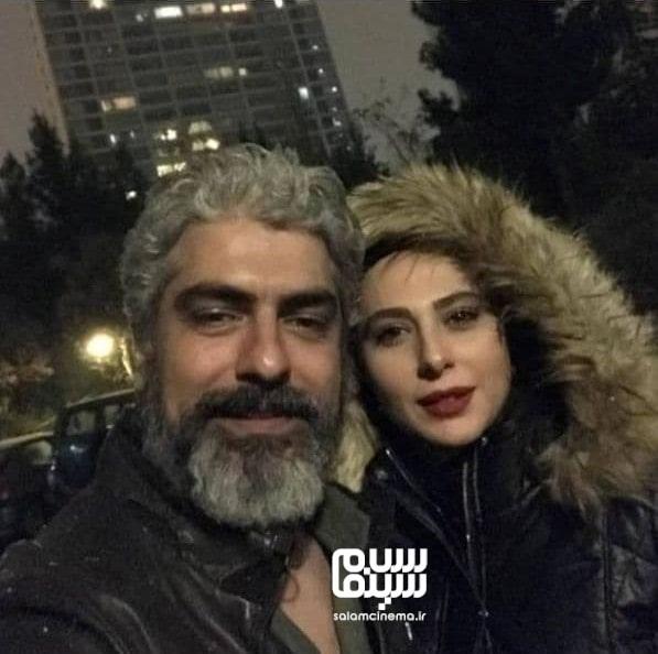 رعنا آزادی ور و مهدی پاکدل، دو بازیگر ایرانی ازدواج کردند