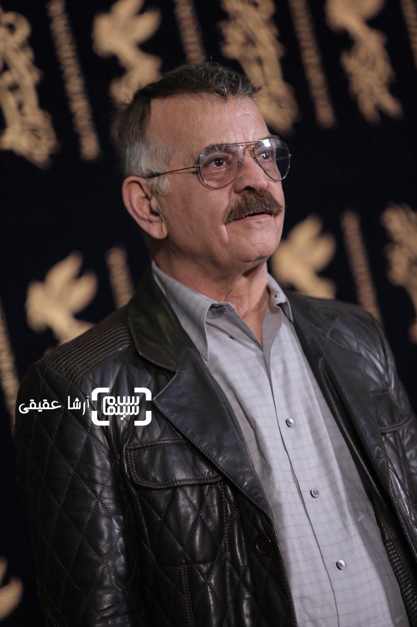 مهدی فخیم زاده در اکران فیلم «سوءتفاهم» در کاخ رسانه سی و ششمین جشنواره فیلم فجر