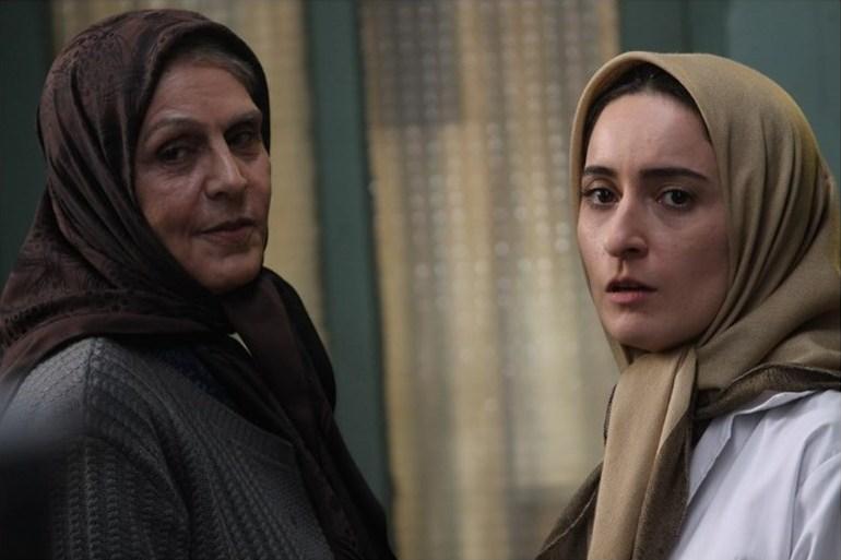 فیلم مهمان داریم.محمدمهدی عسگرپور. سهیلا گلستانی.آهو خردمند