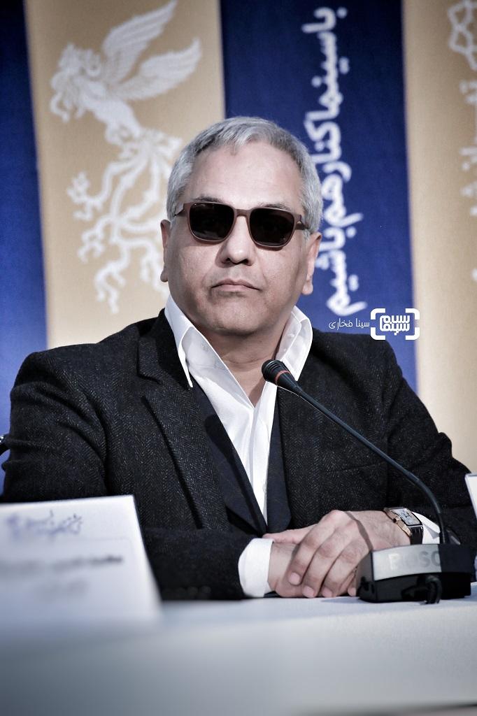 مهران مدیری - ده عکس برتر جشنواره فیلم فجر از قاب سینا فخاری