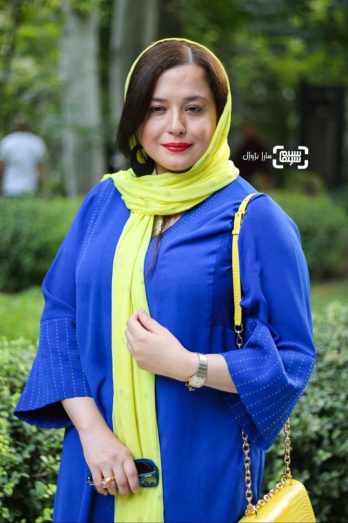 عکس مهراوه شریفی نیا در اکران خصوصی فیلم «رضا»
