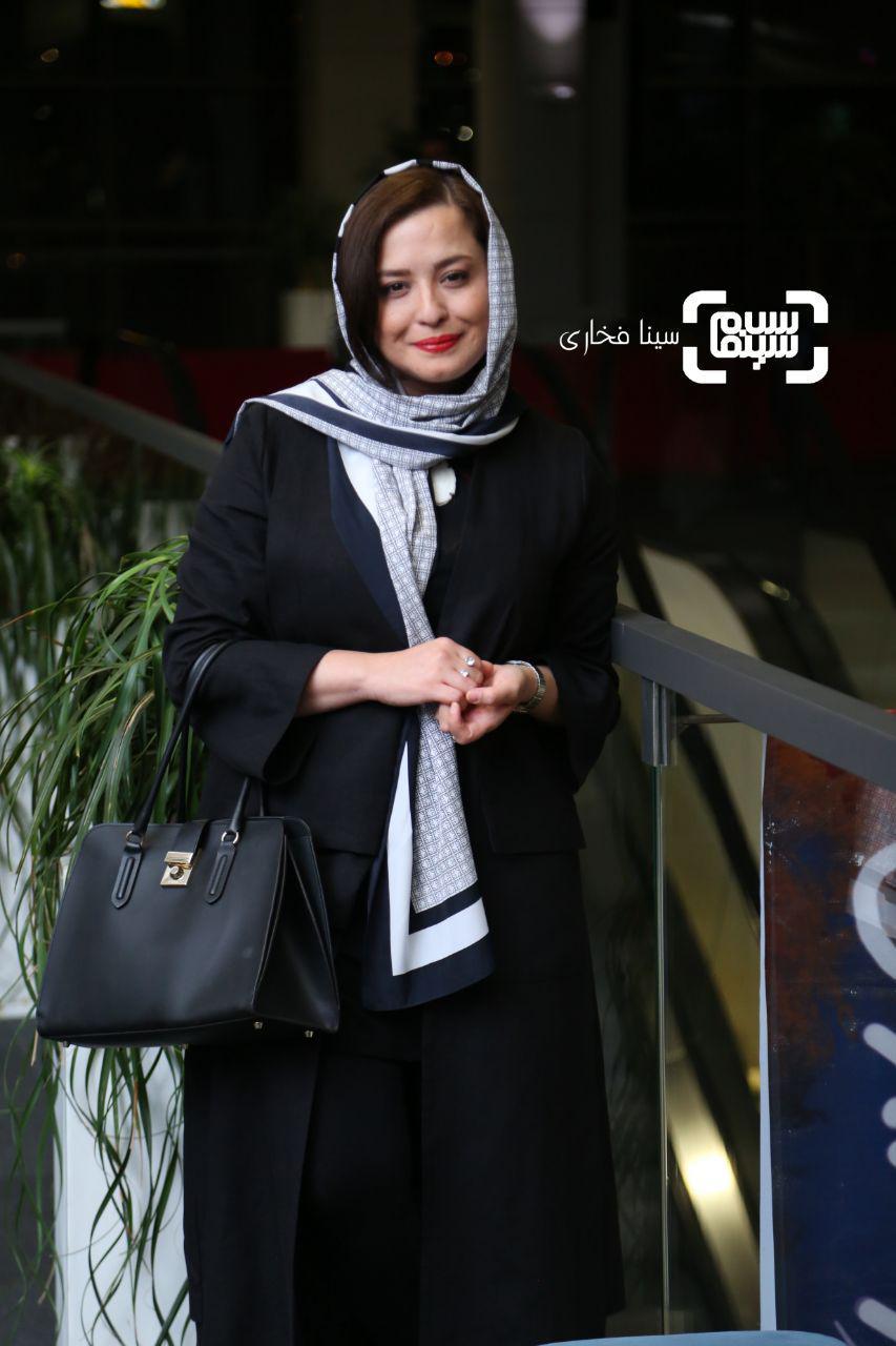 عکس مهراوه شریفی نیادر اکران خصوصی فیلم «قصر شیرین»