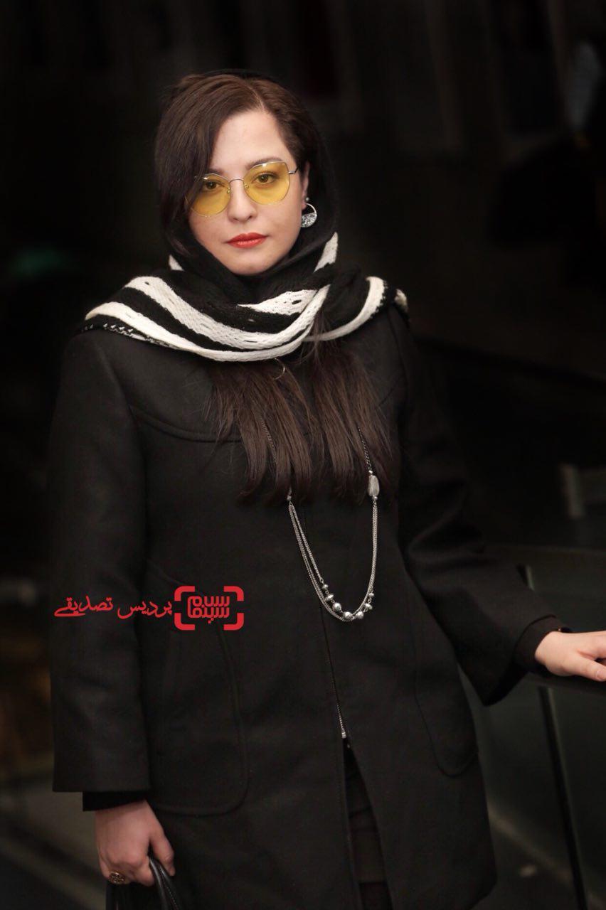 مهراوه شریفی نیا در سی و پنجمین جشنواره فیلم کوتاه تهران