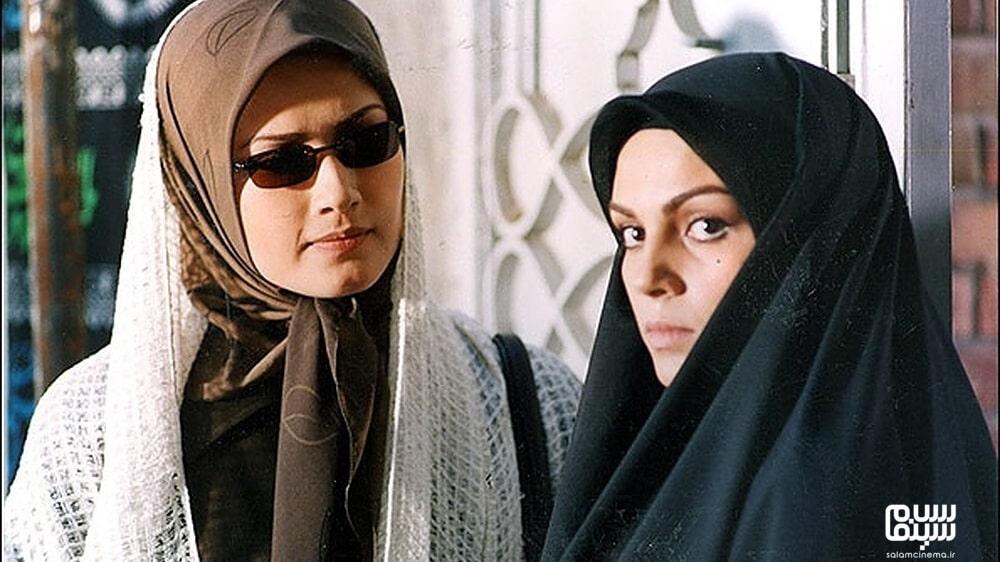 بسارا خویینی ها و لادن مستوفی در خیابان درسفر سبز- به یادماندنی ترین سریالهای حرم تلویزیون ایران