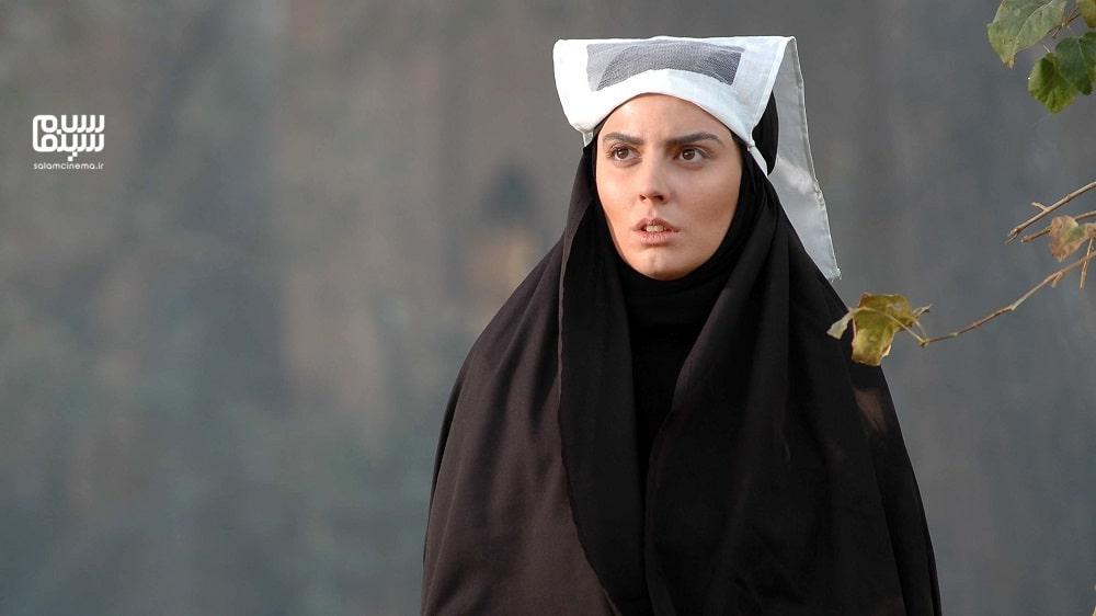 لیلا حاتمی با چادر در پریدخت- به یادماندنی ترین سریال های محرم تلویزیون ایران