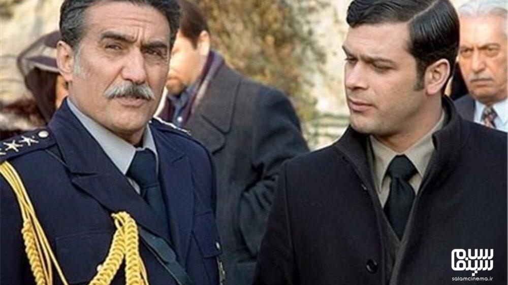 پژمان بازغی در بارانی- به یادماندنی ترین سریال های محرم تلویزیون ایران
