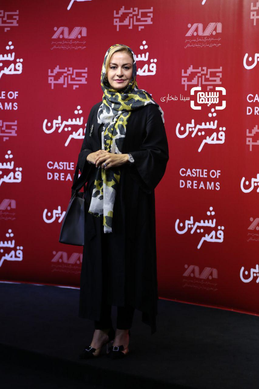 عکس مریلا زارعی در اکران خصوصی فیلم «قصر شیرین»