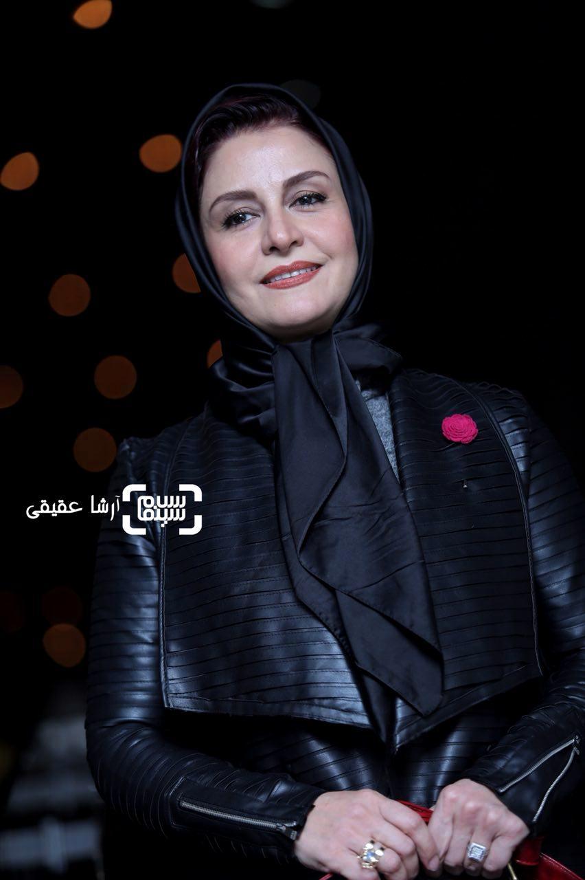 مریلا زارعی در اکران فیلم «سوءتفاهم» در کاخ رسانه سی و ششمین جشنواره فیلم فجر