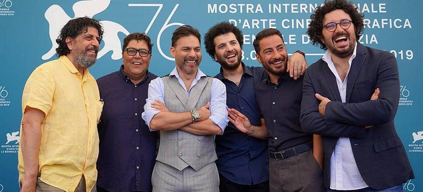 فتوکال فیلم «متری شیش و نیم» در جشنواره ونیز/ گزارش تصویری