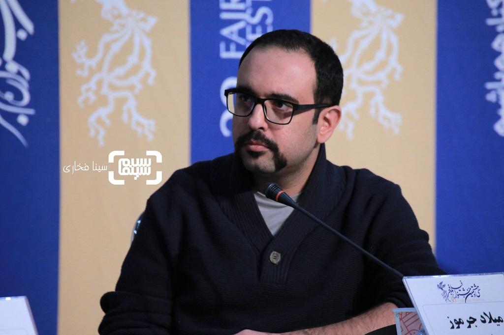 نشست خبری فیلم «آن شب» - گزارش - میلاد جرموس