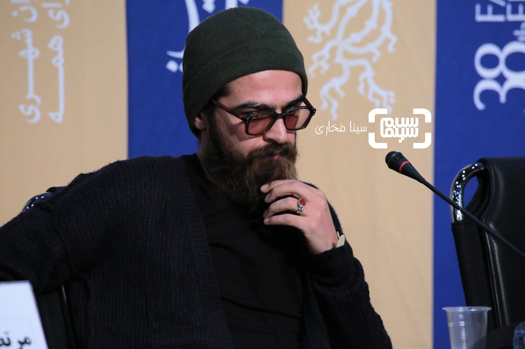 میرسعید مولویان- گزارش نشست خبری «تومان» - گزارش تصویری