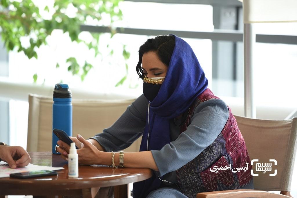 میترا حجار - سی و هشنمین جشنواره جهانی فیلم فجر