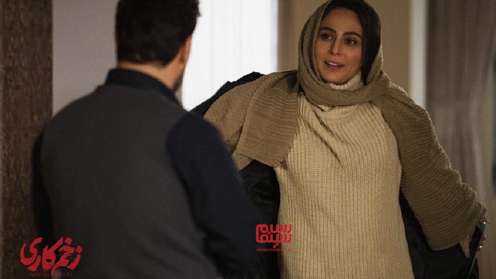 مصاحبه محمدحسین مهدویان - رعنا آزادی ور - سمیرا - زخم کاری