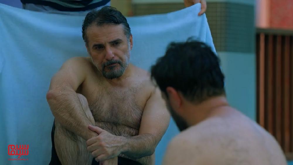 جواد هاشمی در زخم کاری - دستمالچی