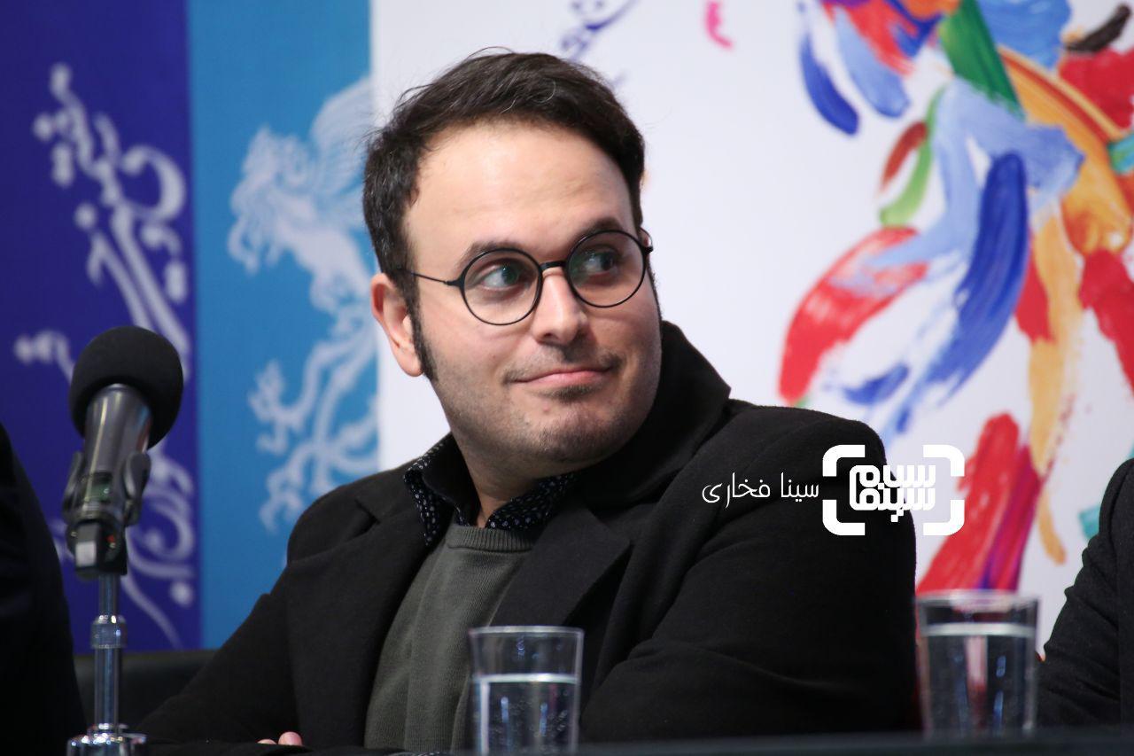محمدحسین مهدویان گزارش تصویری اکران و نشست «ماجرای نیمروز: رد خون»/جشنواره فجر 37