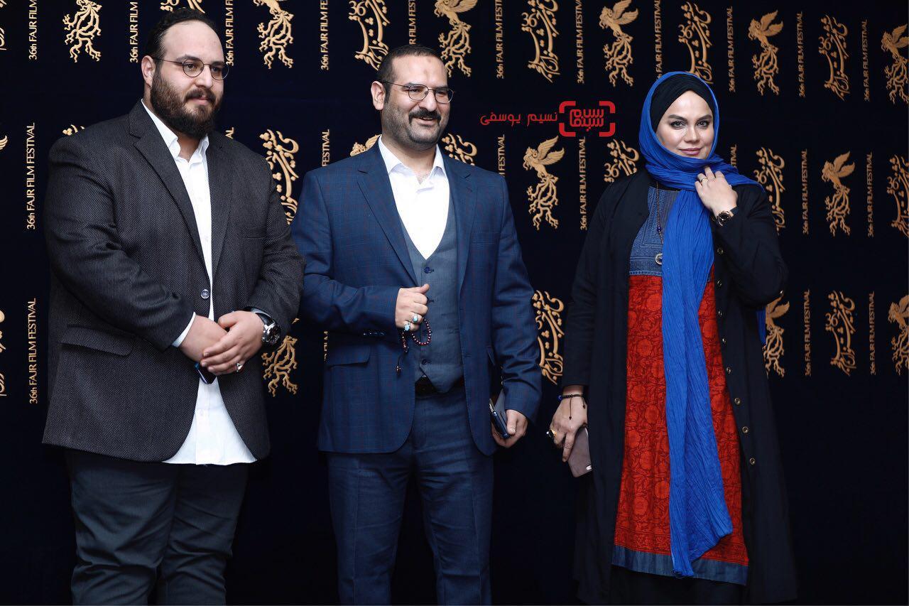 فیلم «مصادره» در کاخ رسانه سی و ششمین جشنواره فیلم فجر