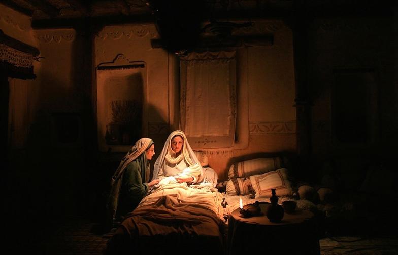 مینا ساداتی در فیلم محمد رسول الله مجید مجیدی
