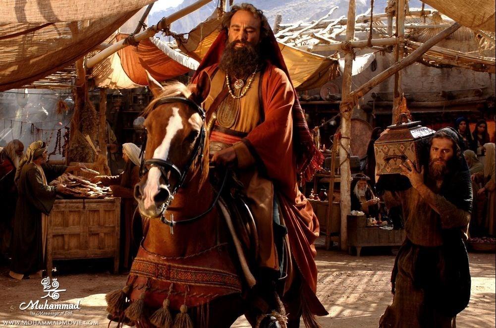 Muhammad the messenger of god movie محسن تنابنده در فیلم «محمد رسول الله»  mohsen tanabandeh