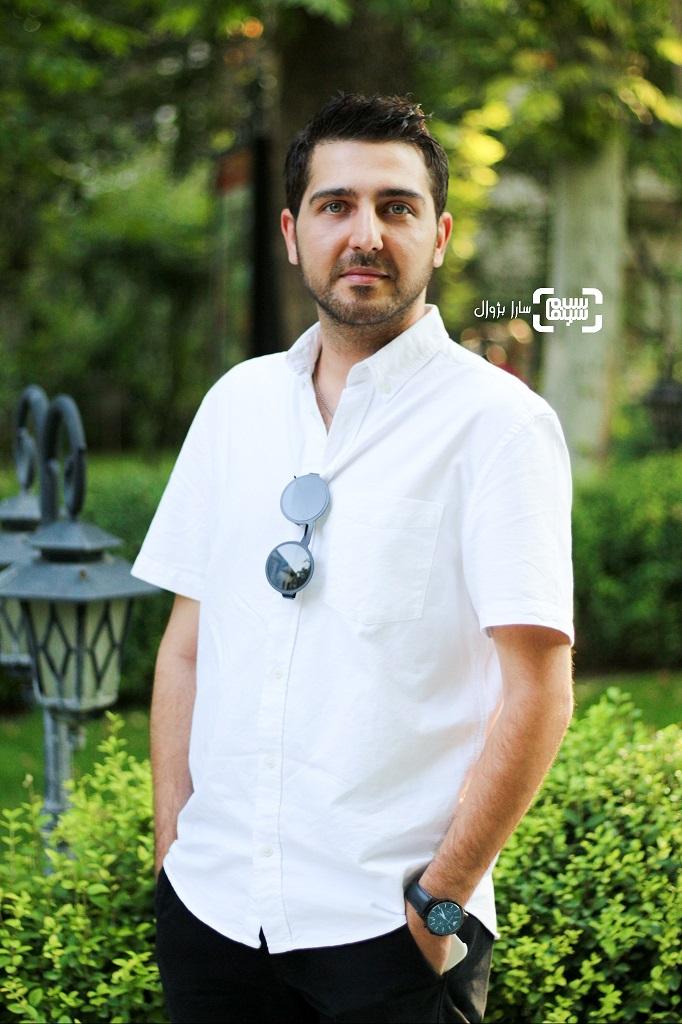 عکس محمدرضا غفاری در اکران خصوصی فیلم «رضا»