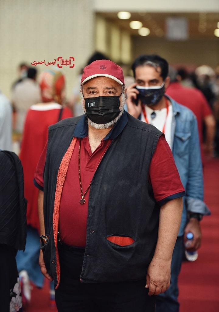 محمدرضا شریفی نیا - سی و هشتمین جشنواره جهانی فیلم فجر