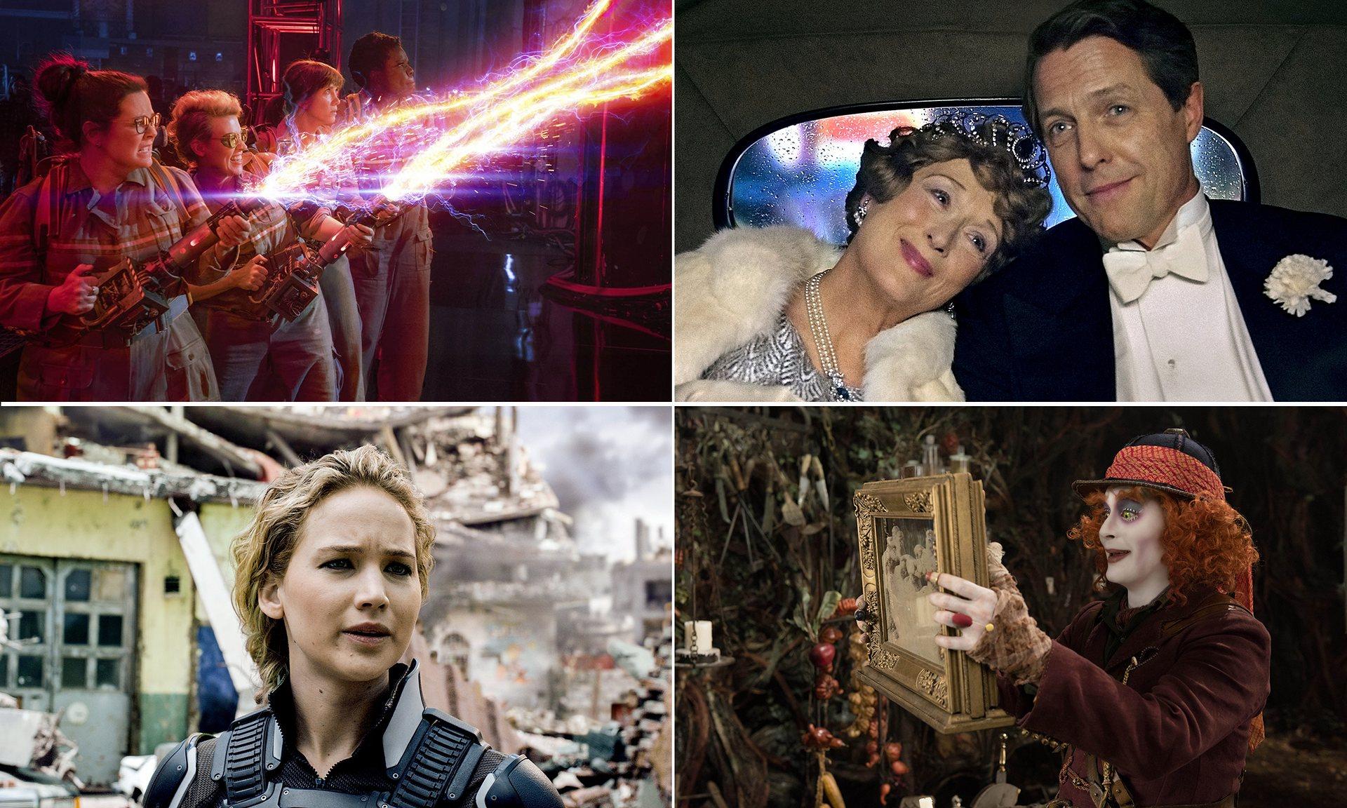 جذاب ترین و وسوسه کننده ترین فیلم های تابستان 2016/ قسمت اول