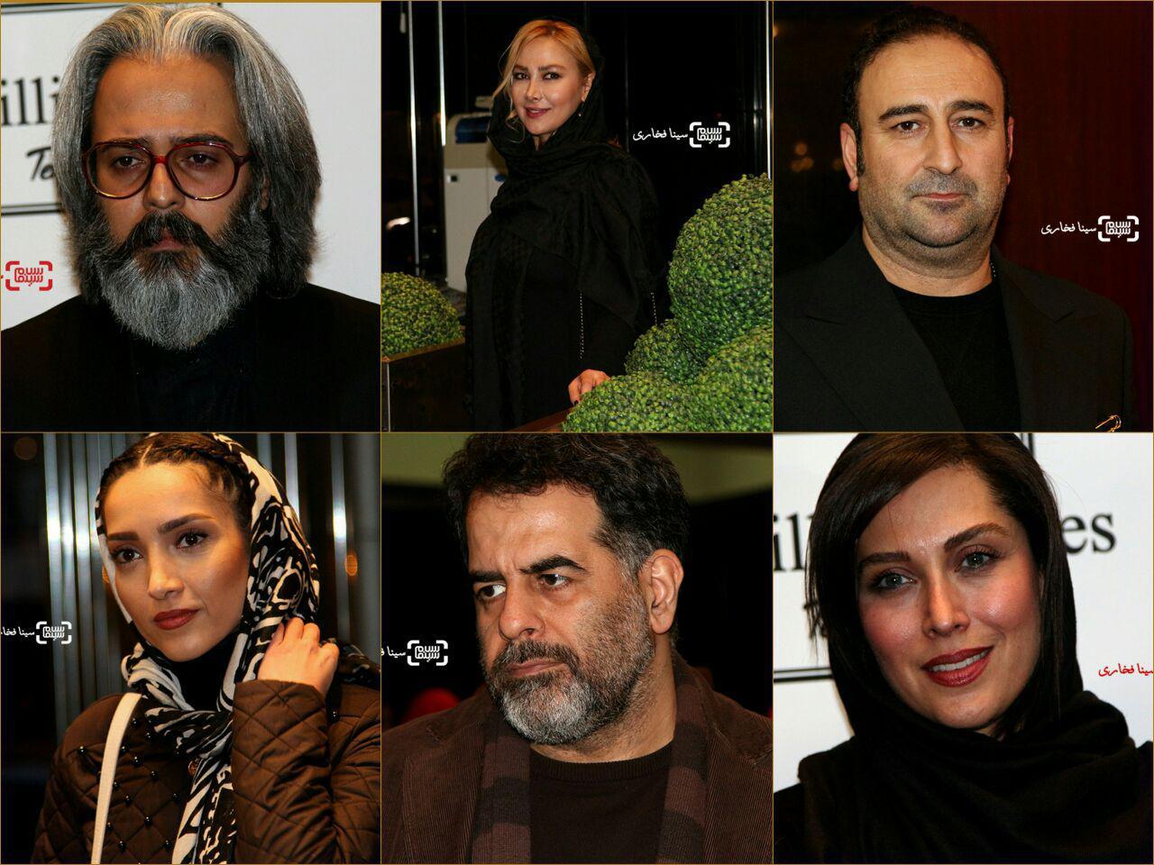گزارش تصویری اکران خصوصی فیلم «ماحی»