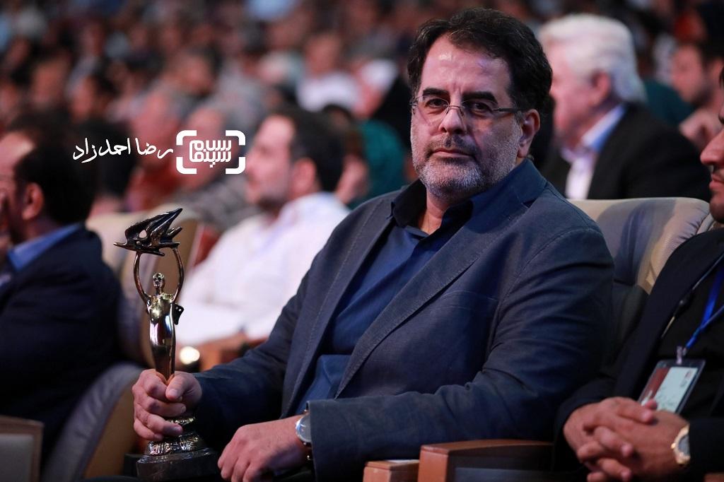 محسن امیریوسفی/  بیست و یکمین جشن خانه سینما / گزارش تصویری