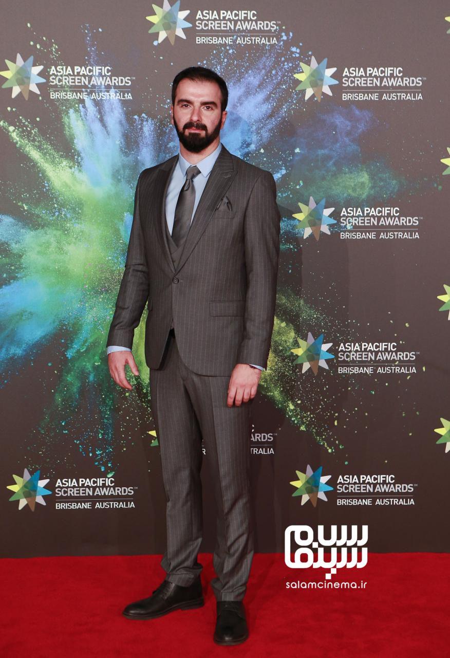 محسن قرائی در جشنواره فیلم آسیاپاسیفیک 2019
