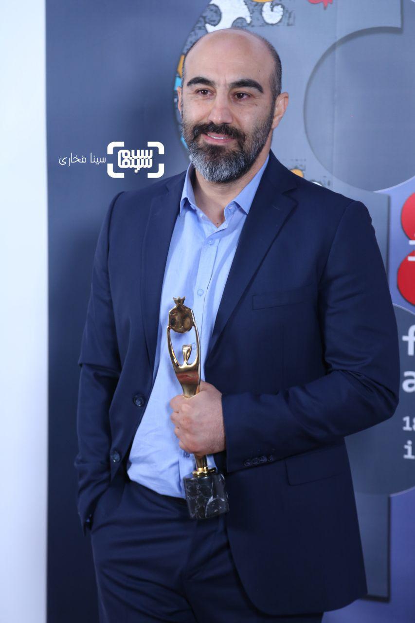 محسن تنابنده در هشتمین جشنواره فیلمهای ایرانی استرالیا