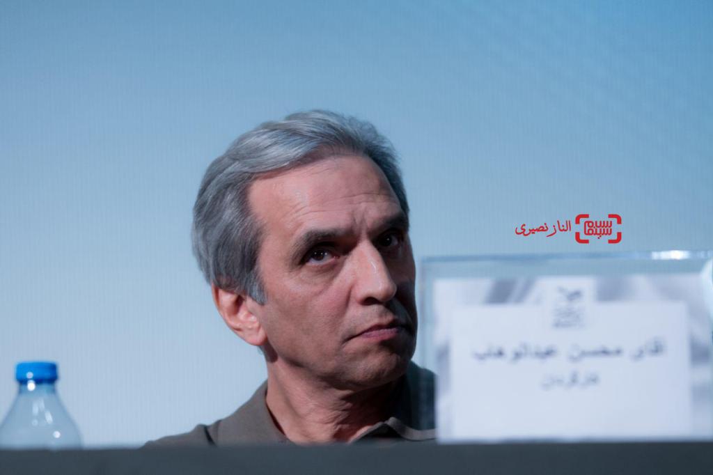 محسن عبدالوهاب در نخستین جشنواره ملی فیلم سلامت