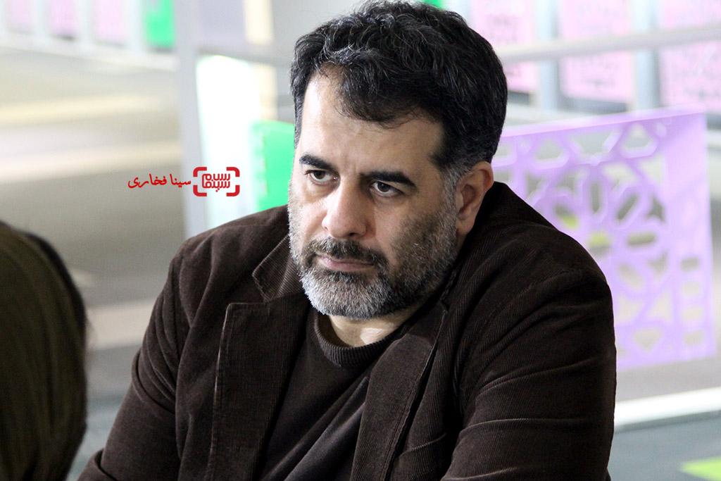 سی و سومین جشنواره بین المللی فیلم کوتاه تهران محسن امیر یوسفی