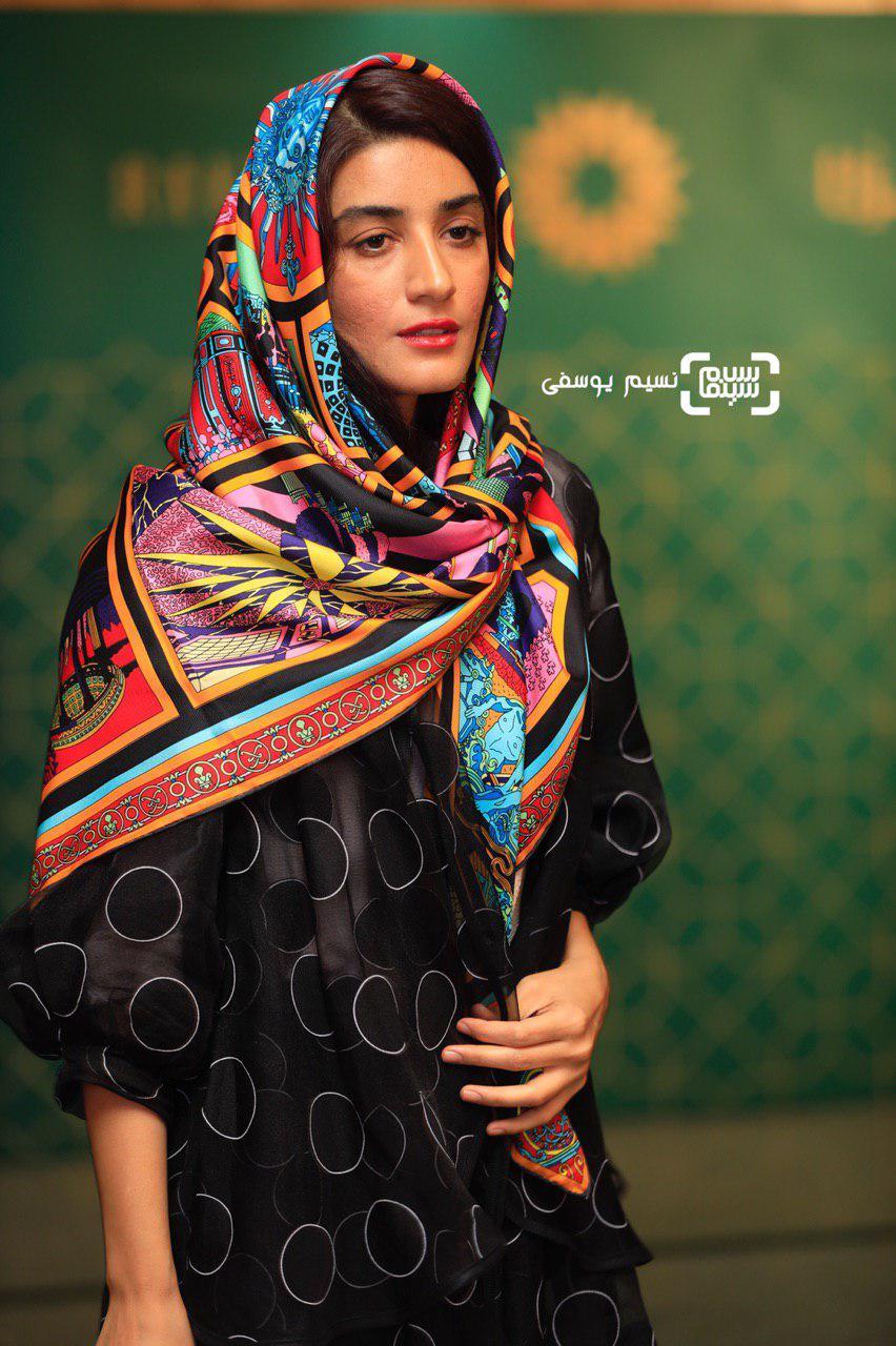 مژگان صابری - پنجمین جشن عکاسان سینمای ایران/ گزارش تصویری