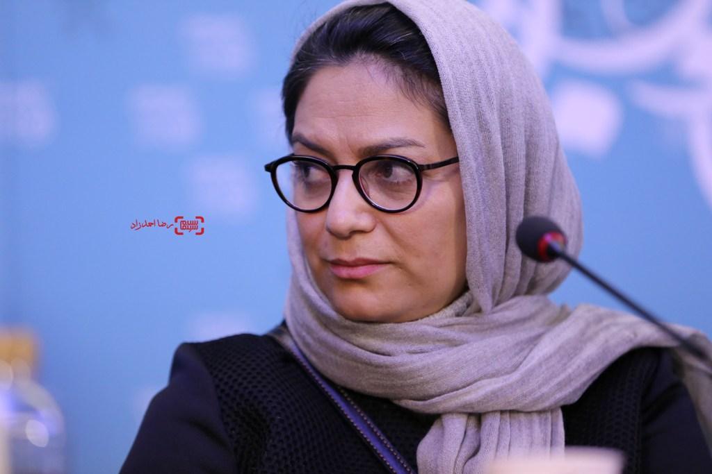 منیر قیدی در نشست فیلم «ویلایی ها» در جشنواره فجر 35