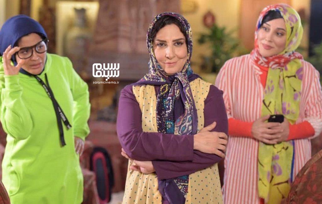 فیلمبرداری سریال کمدی «موچین» در تهران ادامه دارد. + اولین تصاویر