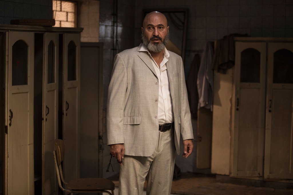حمید فرخ نژاد در فیلم سینمایی «گشت 2»