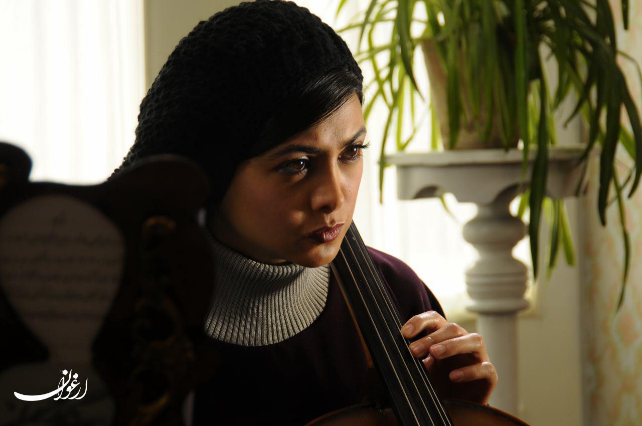 Arghavan نمایی از فیلم ارغوان با بازی آزاده صمدی