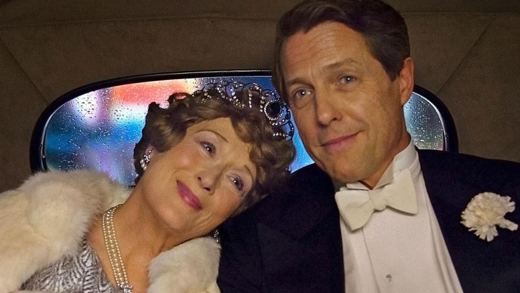 مریل استریپ و هیو گرانت در فیلم «فلورانس فاستر جنکینس»(Florence Foster Jenkins)