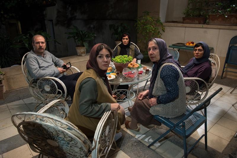 نمایی از فیلم «نزدیکتر» ساخته مصطفی احمدی