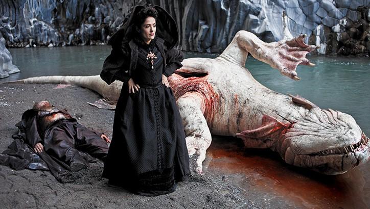 سلما هایک در فیلم «داستان داستانها»(Tale of Tales)