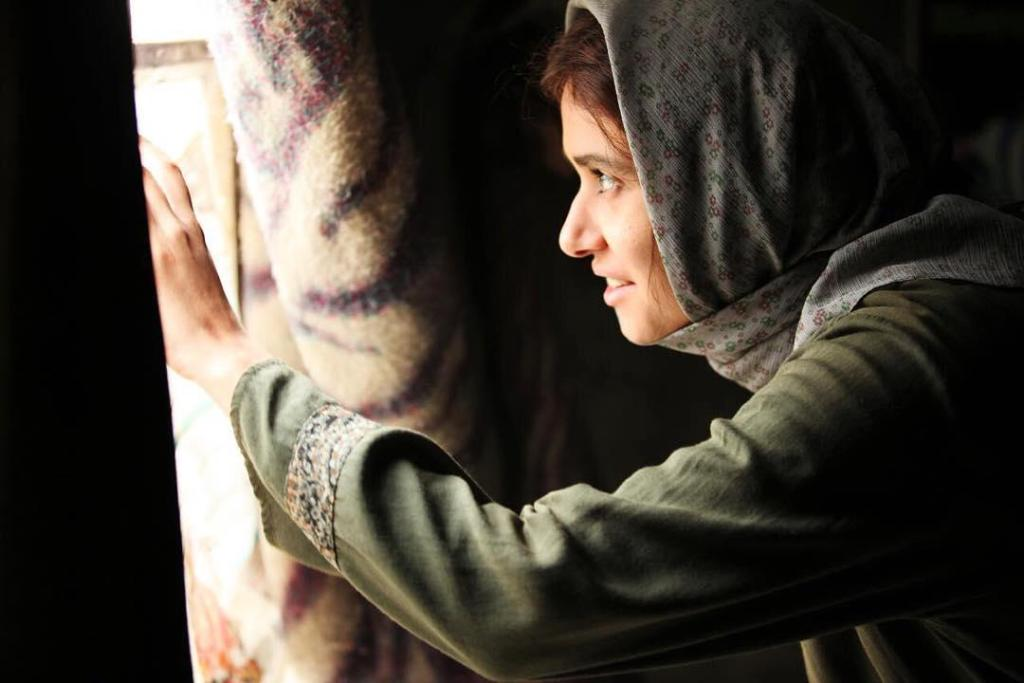 پریناز ایزدیار در فیلم «ابد و یک روز»