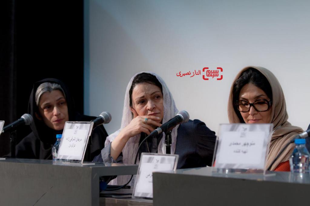 نشست خبری فیلم «آبجی» در جشنواره فیلم سلامت