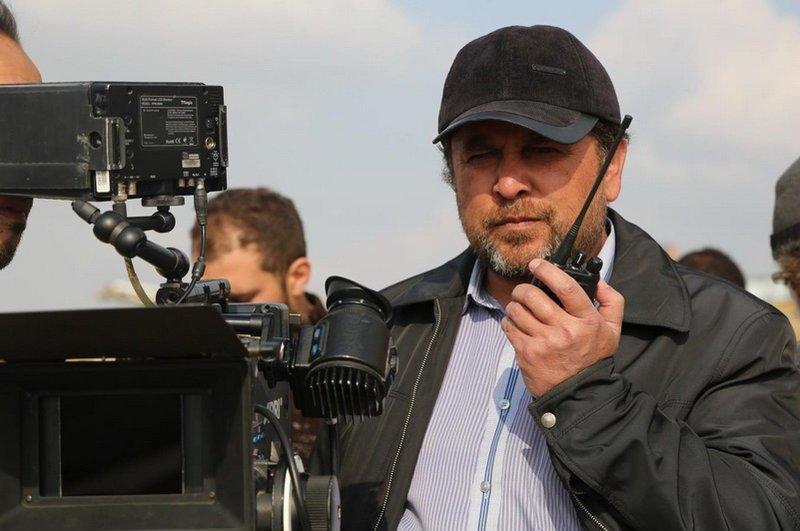 پشت صحنه فیلم «ابوزینب»