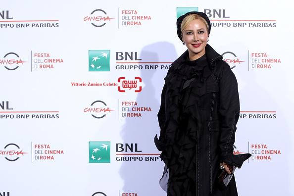 آنا نعمتی در فتوکال فیلم «جاودانگی» در جشنواره فیلم رم
