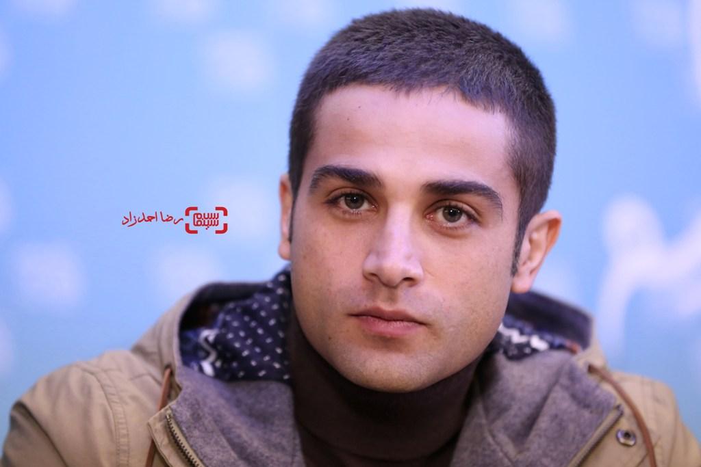 آرمان درویش در نشست خبری «کمدی انسانی» در جشنواره فیلم فجر35